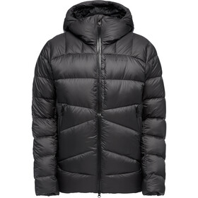 Black Diamond Vision Donzen Parka Heren, anthracite